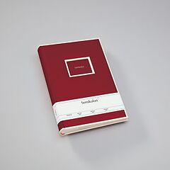 300 Pocket Album, 100 pages, photos 10 x 15 cm, burgundy