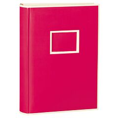 300 Pocket Album, 100 pages, photos 10 x 15 cm, pink