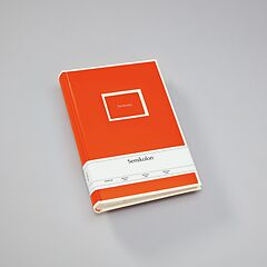 300 Pocket Album, 100 pages, photos 10 x 15 cm, orange