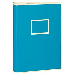 300 Pocket Album, 100 pages, photos 10 x 15 cm, turquoise