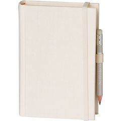 Travel Diary Petit Voyage, 272 pages of laid paper, plain, chamois