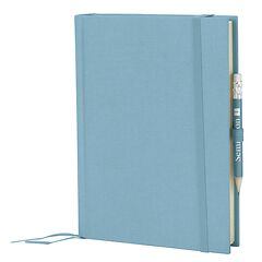 Travel Diary Grand Voyage, 304 pages laid paper, plain, ciel