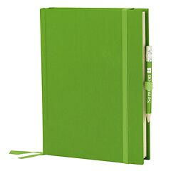 Travel Diary Grand Voyage, 304 pages laid paper, plain, lime