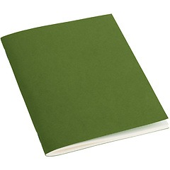 Filigrane Journal A6 with laid paper, 64 pages, plain, irish