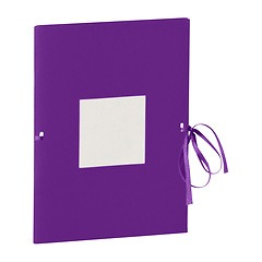 Photo booklet, portrait format, 10 sheets, 10 x 15cm, plum