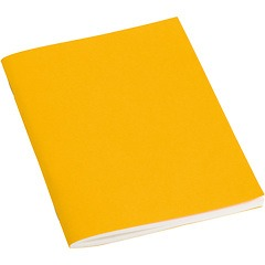 Filigrane Journal A6 with laid paper, 64 pages, ruled, sun