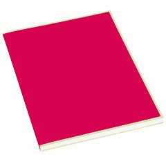 Paperpad (A4) 100 sheets, 80g/m², pink