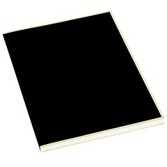 Paperpad (A4) 100 sheets, 80g/m², black