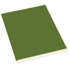 Paperpad (A4) 100 sheets, 80g/m², irish