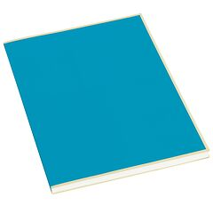 Paperpad (A4) 100 sheets, 80g/m², turquoise