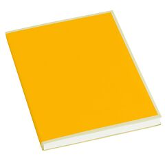 Paperpad (A5) 100 sheets, 80g/m², sun