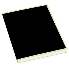 Paperpad (A5) 100 sheets, 80g/m², black