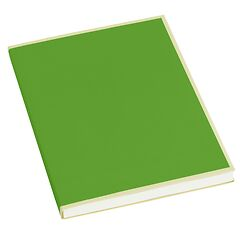 Paperpad (A5) 100 sheets, 80g/m², lime