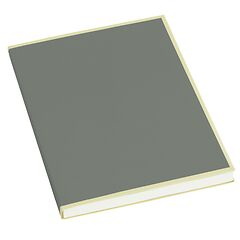 Paperpad (A5) 100 sheets, 80g/m², grey
