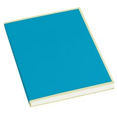 Paperpad (A5) 100 sheets, 80g/m², turquoise