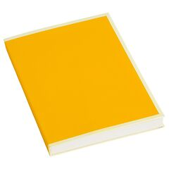 Paperpad (A6) 100 sheets, 80g/m², sun