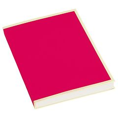 Paperpad (A6) 100 sheets, 80g/m², pink