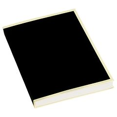Paperpad (A6) 100 sheets, 80g/m², black