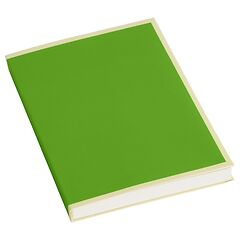 Paperpad (A6) 100 sheets, 80g/m², lime