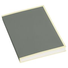 Paperpad (A6) 100 sheets, 80g/m², grey