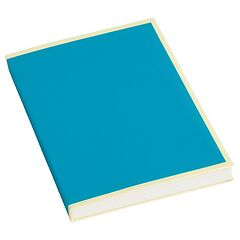 Paperpad (A6) 100 sheets, 80g/m², turquoise