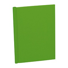 Classical European Clampbinder (A4) 1-100 sheets, lime