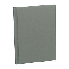 Classical European Clampbinder (A4) 1-100 sheets, grey