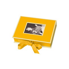 Small Photobox with cut out window, sun