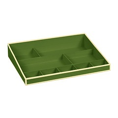 Desktop Organizer, 9 compartments, irish