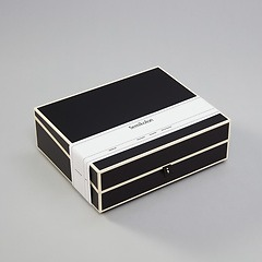 Document Box (A4) and letter size, black