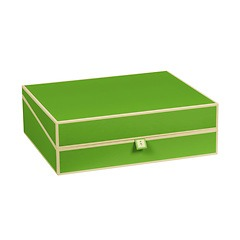 Document Box (A4) and letter size, lime