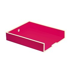 Paper Tray (A4)  pink
