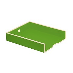 Paper Tray (A4)  lime
