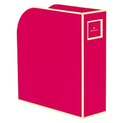 Magazine Box (A4) and letter size, pink