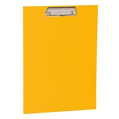 Clipboard with metal clip, efalin cover, sun