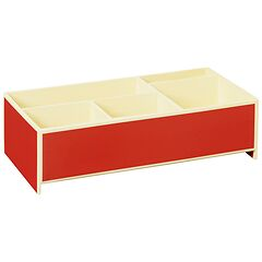 Stackable Mini - Tray red