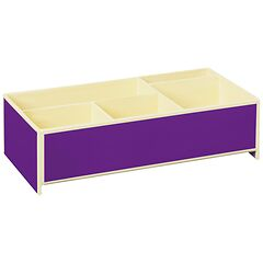 Stackable Mini - Tray plum