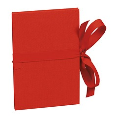 Leporello big, 14 photos - size 13 x 18 cm, red