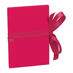 Leporello big, 14 photos - size 13 x 18 cm, pink