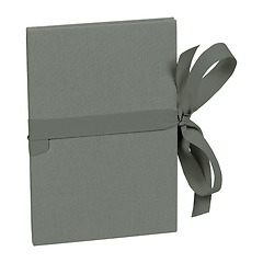 Leporello big, 14 photos - size 13 x 18 cm, grey