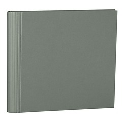 23 Rings Scrapbooking Ring Binder, expendable, efalin cover, grey