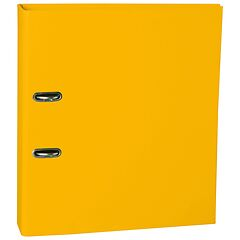 Wide Ring Binder (A4) 7cm spine, lever mechanism, efalin cover, sun