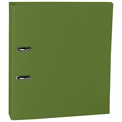 Wide Ring Binder (A4) 7cm spine, lever mechanism, efalin cover, irish