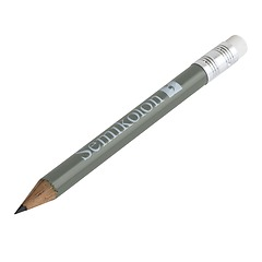 Pencil small, grey
