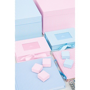 Little Gift Boxes - (Set of 12), Vichy