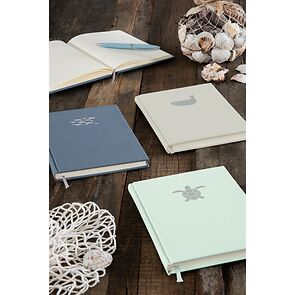 Clean up the Ocean Notebook A5 Classic Dotted