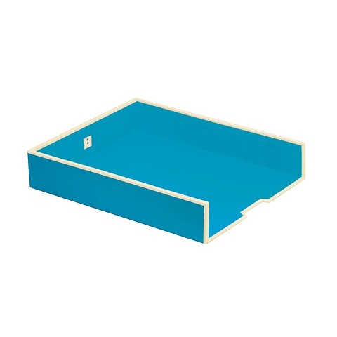 Paper Tray (A4)  turquoise