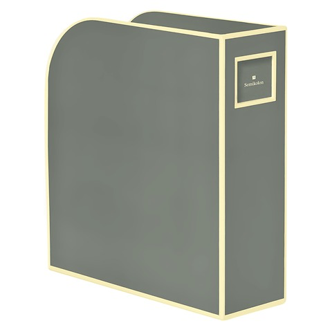 Magazine Box (A4) and letter size, grey