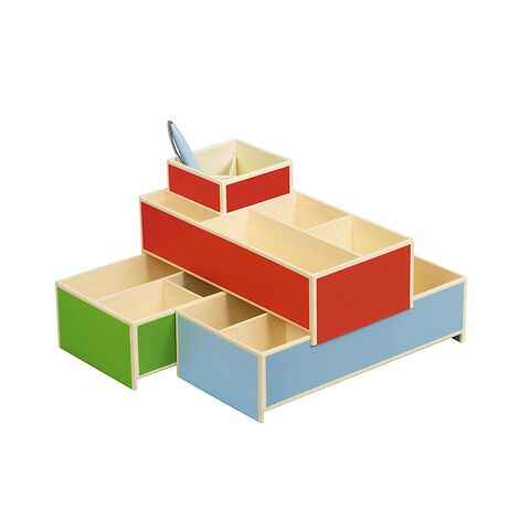 Stackable Mini-Tray
