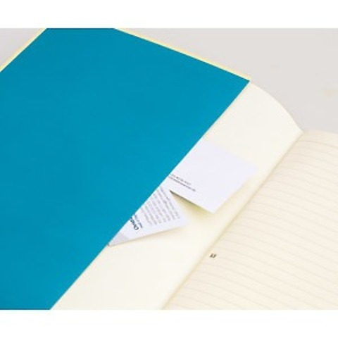 Excercise Book A6 with box for labelling